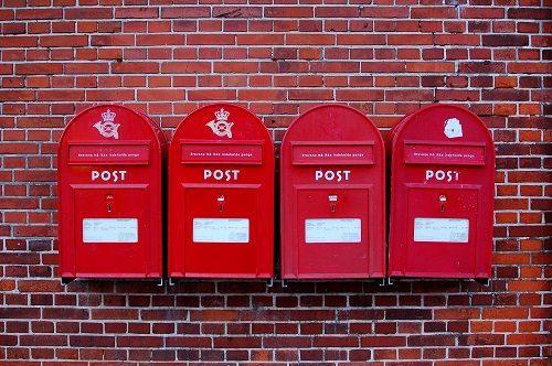 Postakezelés